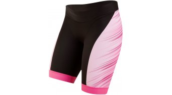 Pearl Izumi Elite In-R-Cool LTD Hose kurz Damen-Hose Triathlon Tri Shorts (TRI-Sitzpolster) Gr. S crystalize screaming pink