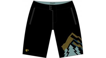 Pearl Izumi MTB LTD MTB- shorts Pantaloni corti da uomo (senza fondello) . mountain trees arctic/yellow curry