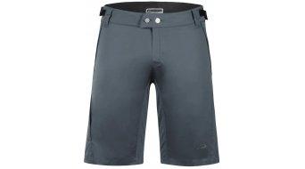 Protective Gravel Pit Baggy MTB-Shorts Hose kurz Herren graphit