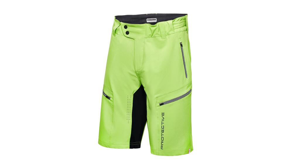 Protective Lecton 2 Baggy MTB-Shorts Hose kurz Herren Gr. L green