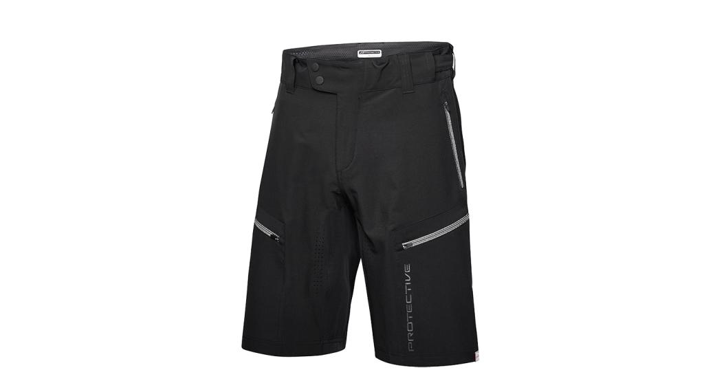 Protective Lecton 2 Baggy MTB-Shorts Hose kurz Herren Gr. M black