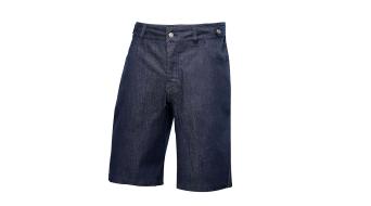 Protective Tectron Denim Baggy pant short men- pant MTB- shorts deep blue