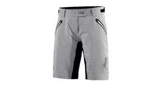 Protective Dakar Baggy Hose kurz Damen-Hose MTB-Shorts grey melange