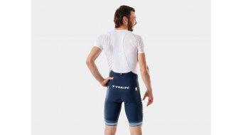 Santini Trek-Segafredo Team 背带紧身裤 短 男士 型号 XS dark blue
