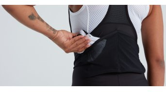Specialized RBX ADV w/SWAT 背带紧身裤 短 女士 (BG Contour-臀部垫层) 型号 M black
