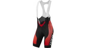 Specialized SL Pro Trägerhose kurz Herren-Trägerhose Rennrad Bib Shorts (inkl. Sitzpolster) red/black team