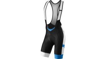 Specialized SL Expert Trägerhose kurz Herren-Trägerhose Bib Shorts (SL Expert-Sitzpolster) white/neon blue team