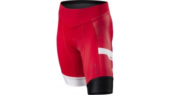 Specialized SL Pro Pantaloni corti da donna- pantalone shorts (incl. SL Pro-fondello) mis. XL red/white team