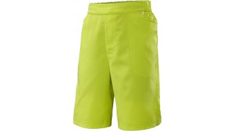 Specialized Enduro Grom Hose kurz Kinder-Hose Youth Shorts (inkl. Sitzpolster) hyper green
