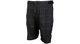 Specialized Enduro Sport Hose kurz Herren-Hose MTB Shorts (inkl. Sitzpolster) Gr. 34 black plaid