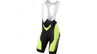 Specialized SL Pro cuissard court hommes-cuissard vélo de course Bib shorts (incl. rembourrage) taille M neon yellow team