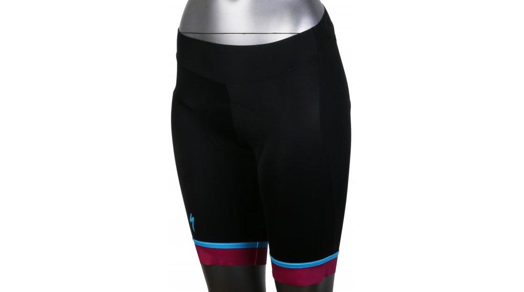 Specialized RBX Comp Hose kurz Damen-Hose Rennrad Shorts (RBX Comp-Sitzpolster) Gr. M blue/violett/neon blue - SAMPLE
