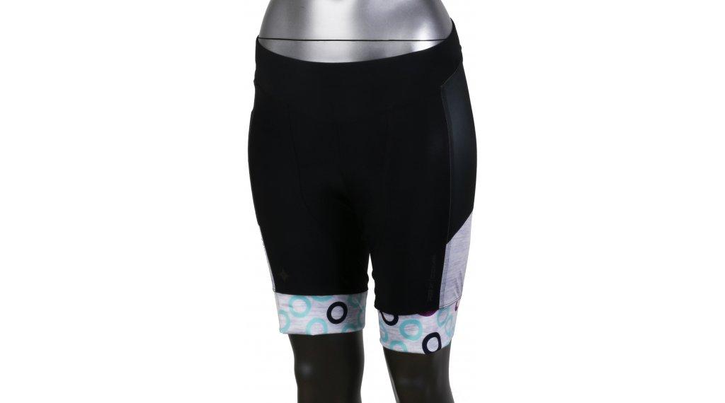 Specialized RBX Comp pantalón corto(-a) Señoras-pantalón bici carretera Shorty Shorts (incl. acolchado) tamaño M gris claro/fuchsia- SAMPLE