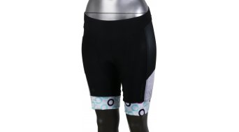 Specialized RBX Comp Hose kurz Damen-Hose Rennrad Shorty Shorts (inkl. Sitzpolster) Gr. M light grey/fuchsia - SAMPLE