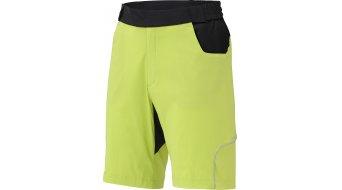 Shimano Touring pantaloni corti shorts (senza fondello) . electric verde