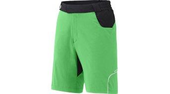 Shimano Touring pantaloni corti (senza inserto fondello) . island verde