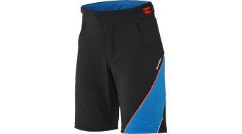 Shimano Explorer Pro pantalón corto(-a) Caballeros-pantalón Shorts (incl. acolchado) negro
