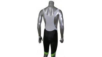 Shimano S-Phyre Bib Shorts pantalón corto(-a) Caballeros (S-Phyre-acolchado) tamaño S color neón verde