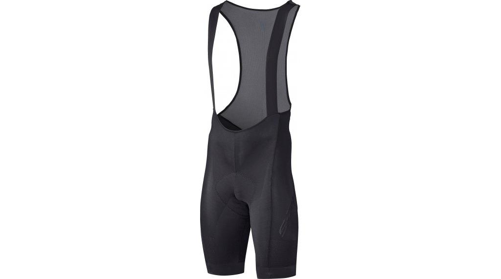 Shimano S-Phyre Bib shorts II pant short men (S-Phyre- seat pads) size S black