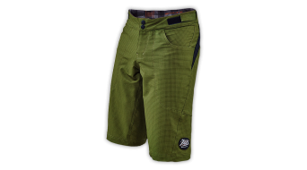 Troy Lee design Skyline pantalon court hommes- pantalon shorts taille 32 ripstop Army green Mod. 2016- objet de démonstration