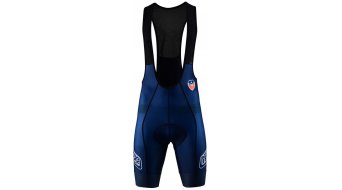 Troy Lee design Ace cuissard court hommes-cuissard Bib-Short taille team navy Mod. 2017