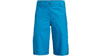 VAUDE Altissimo shorts pant short ladies (incl. seat pads) size 36 icicle
