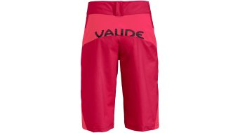 VAUDE Altissimo shorts pant short ladies (incl. seat pads) size 36 cranberry