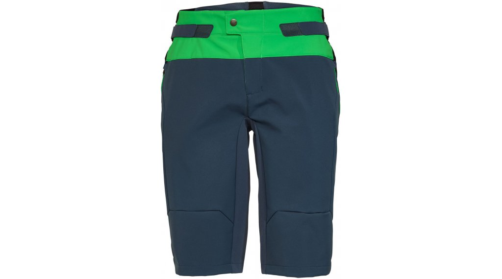VAUDE Qimsa Shorts Softshellhose corto(-a) Caballeros tamaño S steelblue