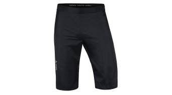 VAUDE Spray III rain pant short men black