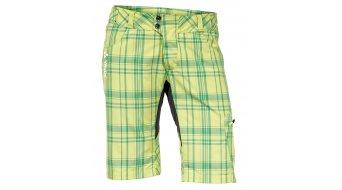 VAUDE Craggy pantalón corto(-a) Señoras-pantalón Womens Pants tamaño 38 soft amarillo