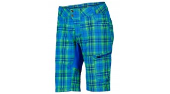 VAUDE Craggy II pantalón corto(-a) Caballeros-pantalón Caballeros Shorts (incl. acolchado) tamaño M royal