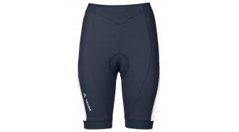 VAUDE Advanced II pantalone corto da donna- pantalone Womens shorts (incl. fondello) . Eclipse