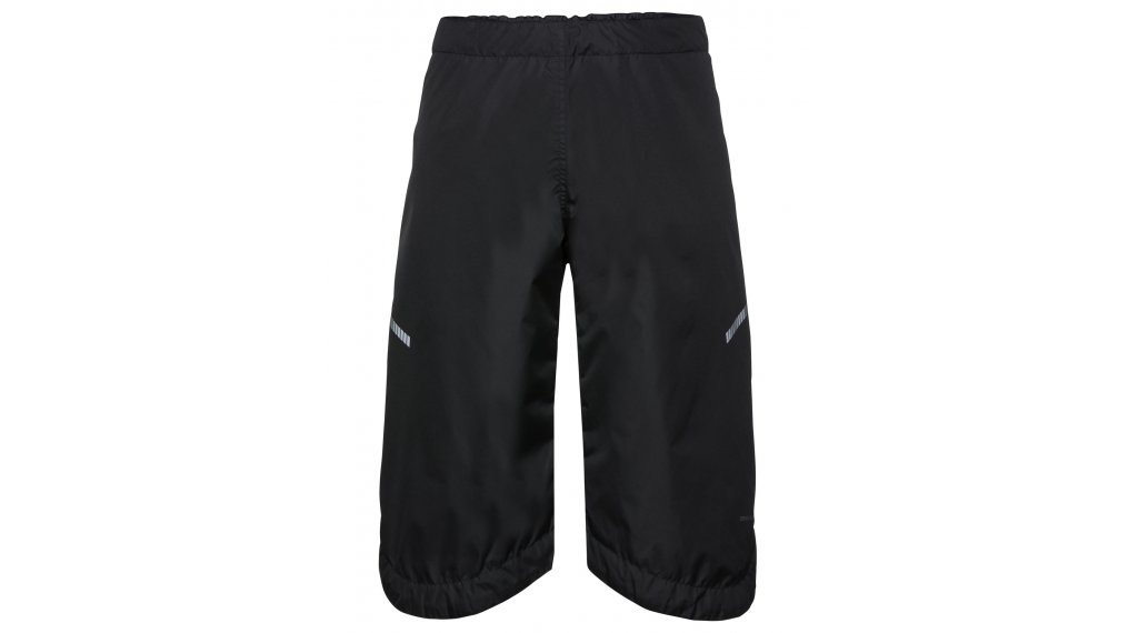 VAUDE Bike padded Chaps 骑行外裤(罩裤) 短 型号 M/L black