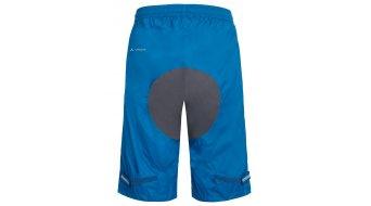 VAUDE Drop Shorts Regenhose kurz Herren (ohne Innenhose) Gr. S radiate blue