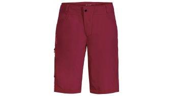 VAUDE Ledro shorts Pantaloni corti da uomo (incl. inserto fondello) .