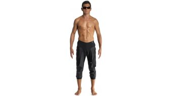 Assos hK.sturmNuss pantalón 3/4-largo(-a) Caballeros-pantalón Knicker (sin acolchado) blackVolkanga