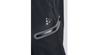 Craft Ride Rain Pants Regenhose largo(-a) Caballeros tamaño M negro