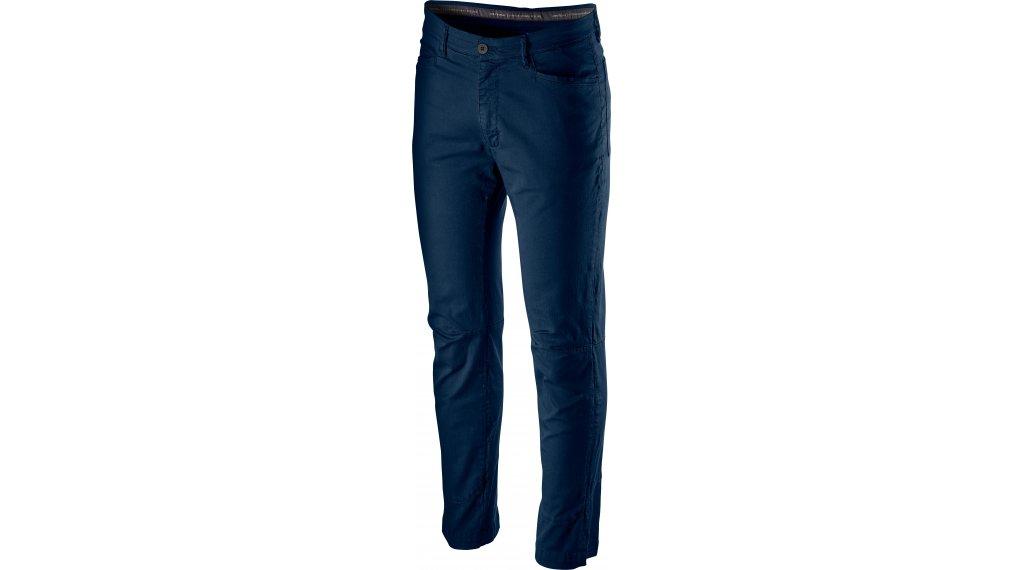 Castelli VG5 Pocket Pant pantalone lungo da uomo mis. M dark infinity blu