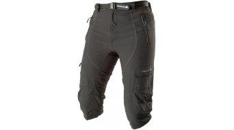 Endura Hummvee 裤装 3/4-长 女士-裤装 MTB(山地) (200-系列-臀部垫层) 型号 S black