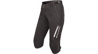 Endura Singletrack II 裤装 3/4-长 女士-裤装 MTB(山地) (无 臀部垫层) 型号 XS black