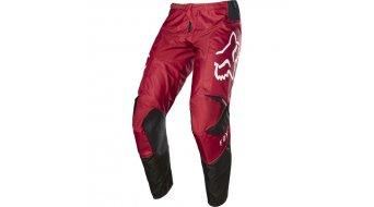 Fox 180 Prix MX-pantalón largo(-a) niños tamaño 26 flaming rojo