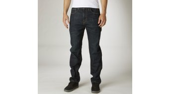 FOX garage pantalone lungo uomini- pantalone Jeans mis. 42 grease monkey