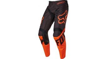 Fox 180 Race pantalón largo(-a) niños MX-pantalón Youth Pants naranja