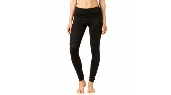 FOX Moth Leggings temps libre-pantalon long femmes taille S black