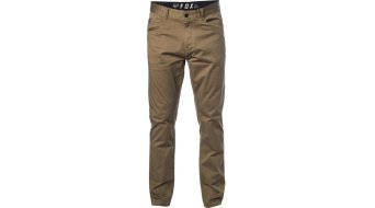 FOX Stretch Chino pantalon long hommes taille