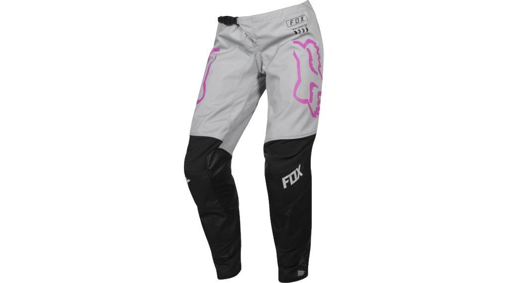 Fox 180 Mata MX-pantalón largo(-a) Señoras negro-pink