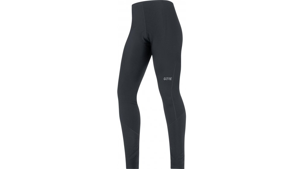 GORE Wear C3 Thermo Tight Hose lang Damen (Active-Sitzpolster) Gr. XS (34) black