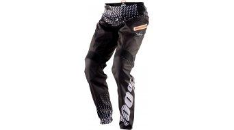 100% R-Core DH Bike Hose lang Herren supra black / grey