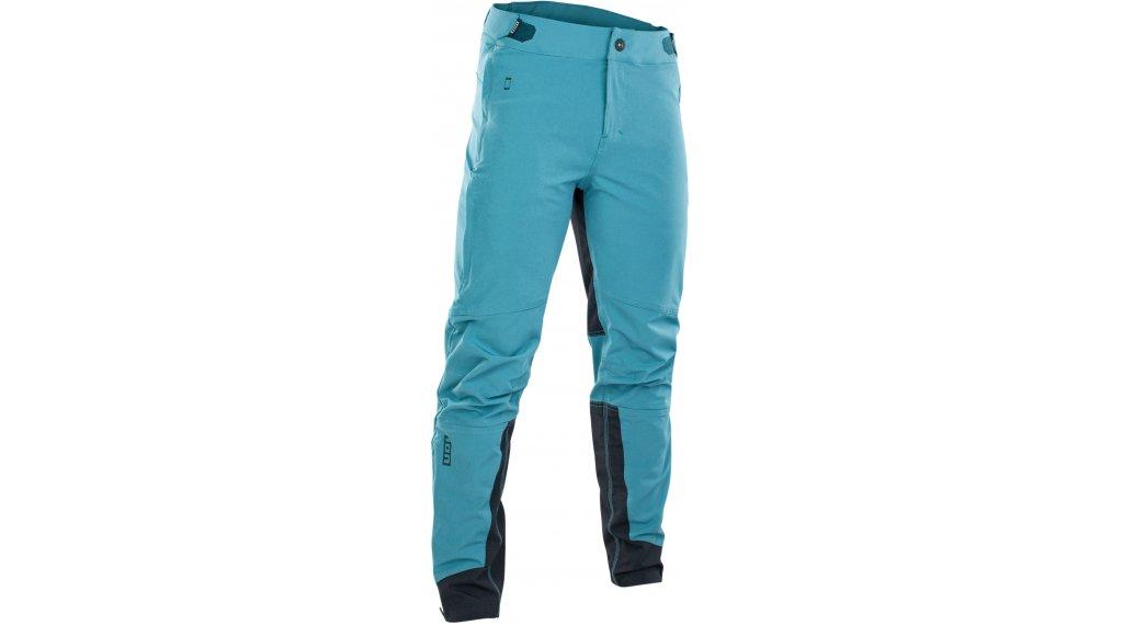 ION Shelter Softshell Pants Hose lang Herren Gr. S (30) laguna green