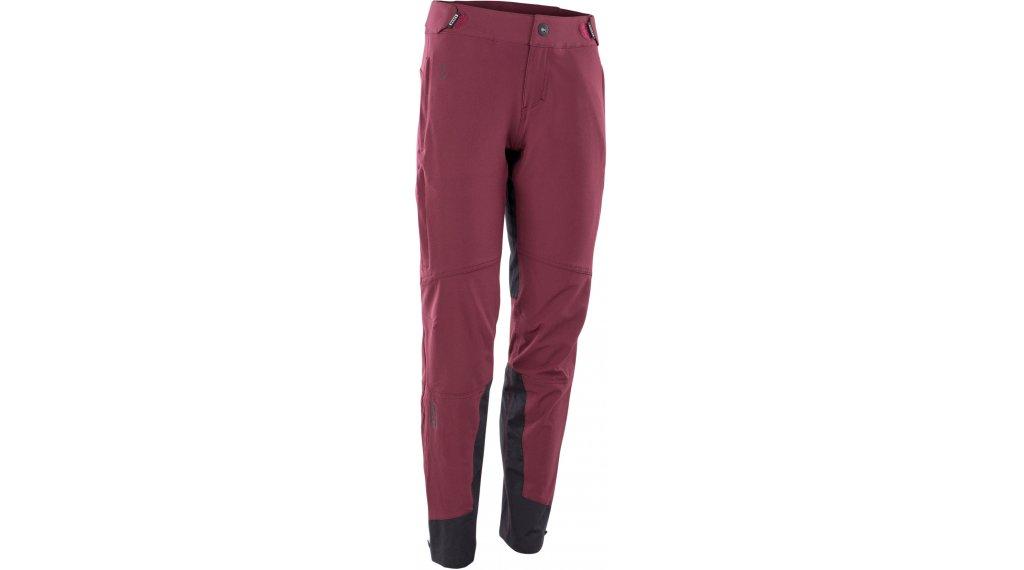 Ion Shelter Softshell Damen Fahrrad Pant Hose lang braun//pink 2021